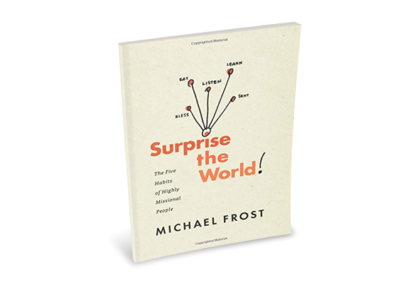 Surprise the World (2015)