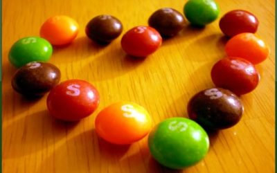 Skittles are candy. Refugees are people.