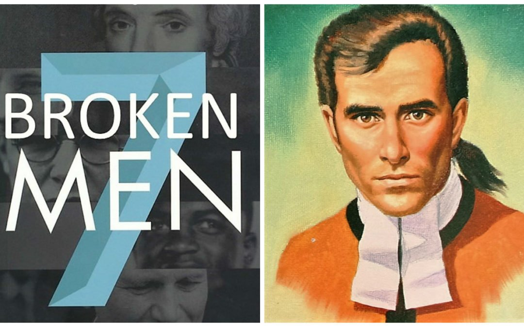 7 Broken Men: David Brainerd