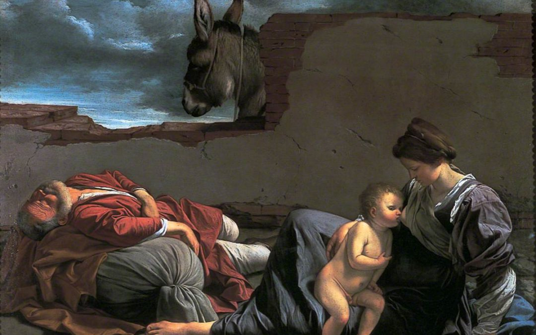 Advent Reflection 10: Yes, Jesus WAS a refugee