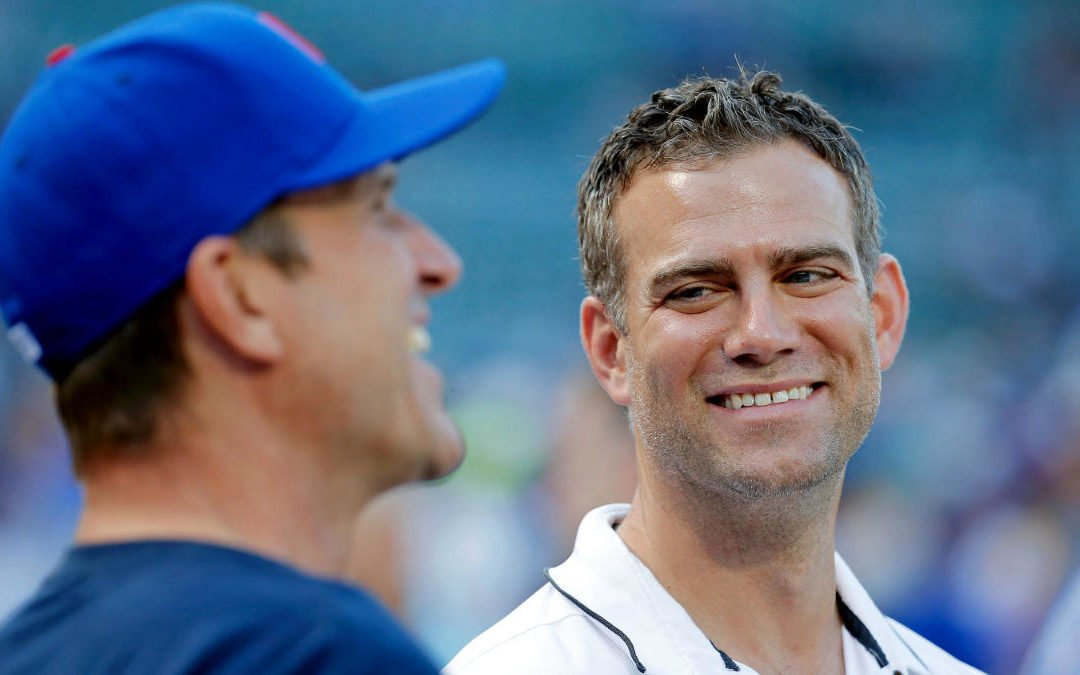 Theo Epstein and the art of discipleship