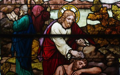 Should we prioritize Christians before helping others in greater need?