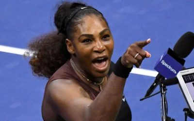 Hey Church, you're not Serena so stop losing like her