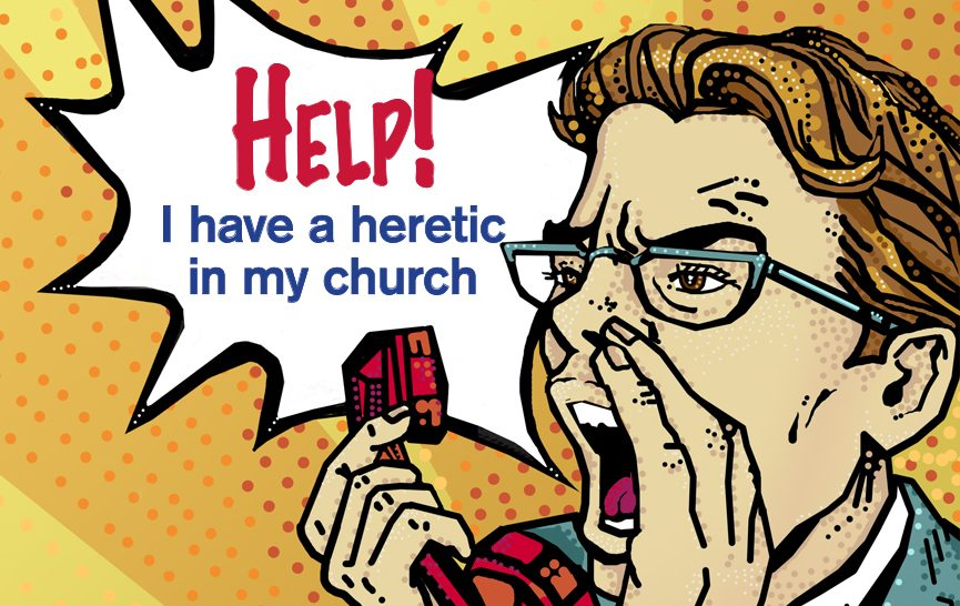 The Gospel Coalition and that heresy hunting thing they do